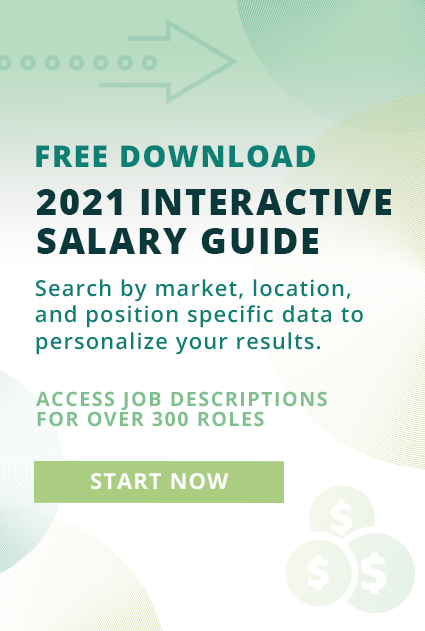 2021 Interactive Salary Guide