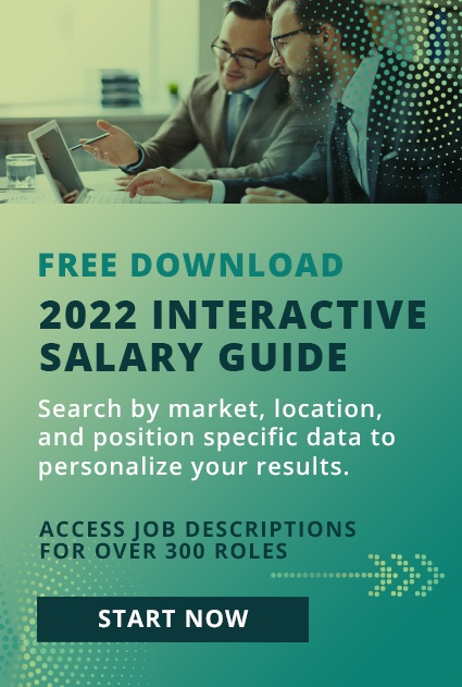 2022 Interactive Salary Guide